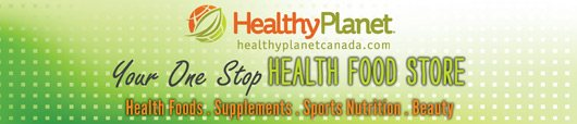 Healthy PLanet Banner